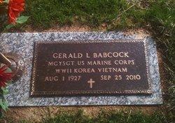Gerald Louis Babcock