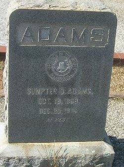 Sumpter David Adams
