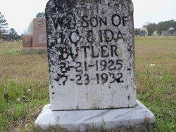 W. J. Butler