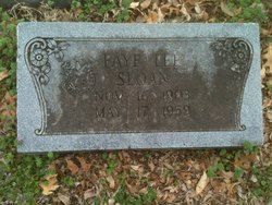 Faye Lee <i>Johnston</i> Sloan