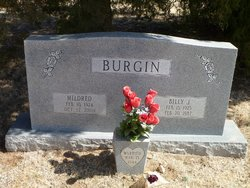 Billy John Burgin