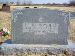Laura Boyiddle