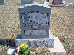 Rev Melvin Don Boyiddle