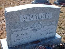 Harry M Scarlett