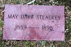 May H <i>Darr</i> Steadley