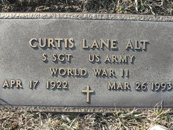 Curtis Lane Alt