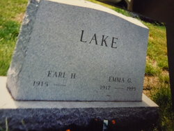 Grace Emma Emma <i>Eick</i> Lake