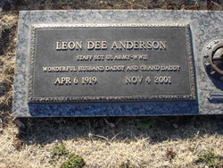 Leon Dee Anderson