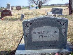 Robert Ahsime
