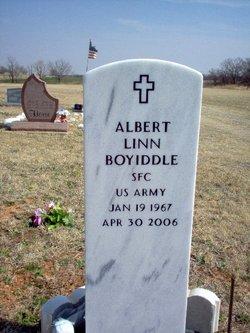 Albert Linn Boyiddle