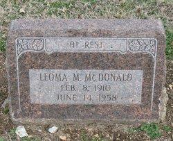 Leoma Mickey <i>Comingdeer</i> McDonald