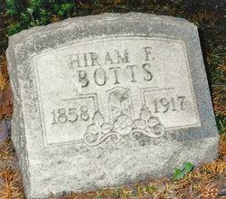 Hiram F Botts