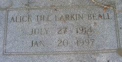Alice Till <i>Larkin</i> Beall