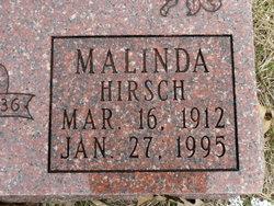 Malinda <i>Hirsch</i> Armstrong