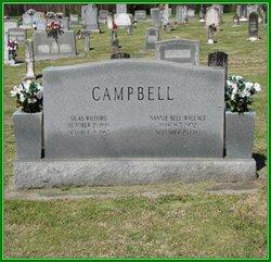 Silas Wilford Campbell