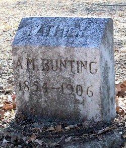 Abram M. Bunting