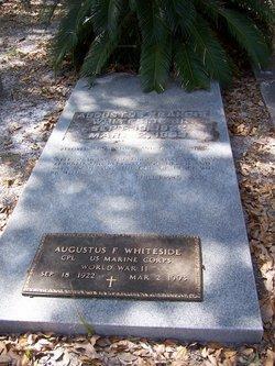 Corp Augustus Francis Whiteside