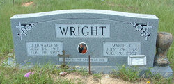 Mable Claire <i>Corder</i> Wright