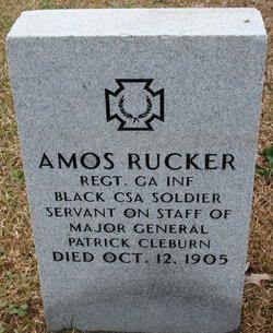 Amos Rucker