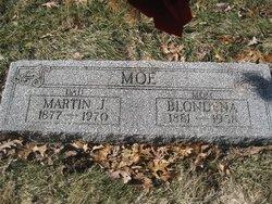 Martin John Moe