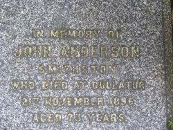 John Anderson, V
