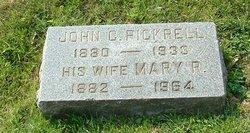Mary Rebecca <i>Clark</i> Pickrell