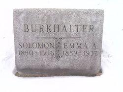 Solomon Burkhalter