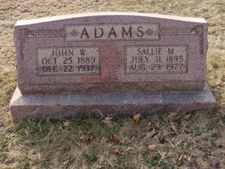 Sallie M. Adams