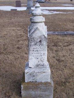 Mary Pollie <i>Morgan</i> Stratton