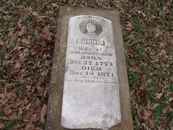 Sophia <i>Folsom</i> Pitchlynn