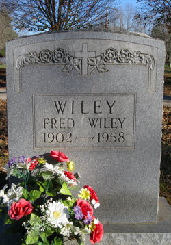 Fred Wiley