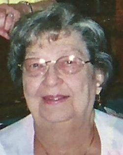 Patricia Ann <i>Todd</i> Chance