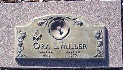 Ora L Miller