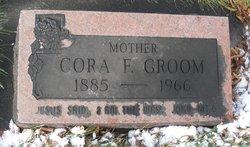 Cora Florence <i>Welch Hails</i> Groom