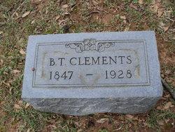 Ben Taylor Clements