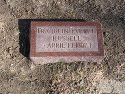 Franklin Evert Russell
