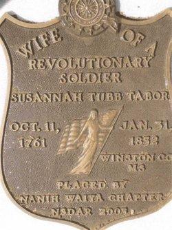 Susannah <i>Tubb</i> Tabor