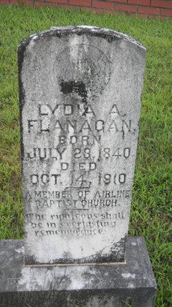 Lydia Olena <i>Hulsey</i> Flanagan