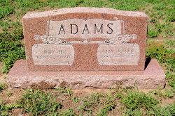 May Belle <i>Hester</i> Adams