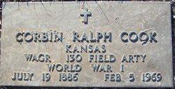 Corbin Ralph Corb Cook