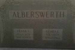 Clara L Alberswerth