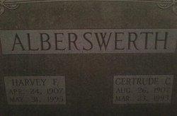 Harvey Alberswerth