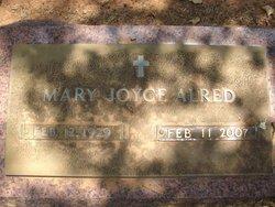Mary Joyce <i>Knight</i> Alred