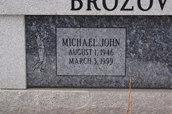 Michael John Brozovich