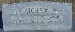 James Annah JimAnna <i>Armstrong</i> Atchison