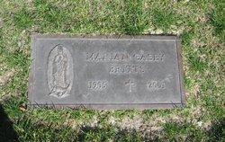 Marian <i>Casey</i> Britts