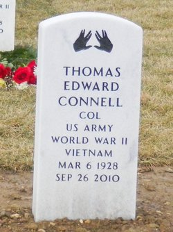 Col Thomas Edward Connell