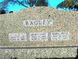 Mary Jane <i>Beck</i> Bagley