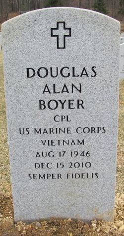 Douglas Alan Doug Boyer
