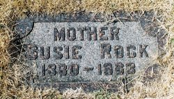 Susan Ellen Susie <i>Campbell</i> Rock